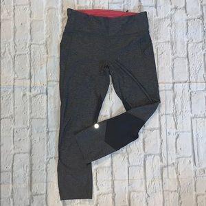 Lululemon cropped leggings sz 6